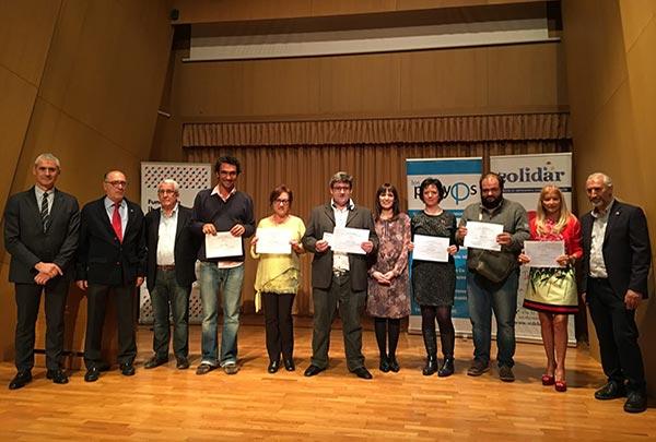 Entrega de Premios del 1er. Concurso de Pintura Solidar